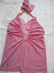 Neckholder - rosa Gr S