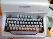 Schreibmaschine Topedo Mod Solitaire
