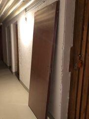 Zimmertüre mahagoni farbe