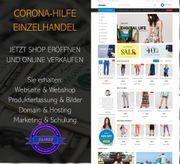 Corona-Hilfe für Einzelhändler