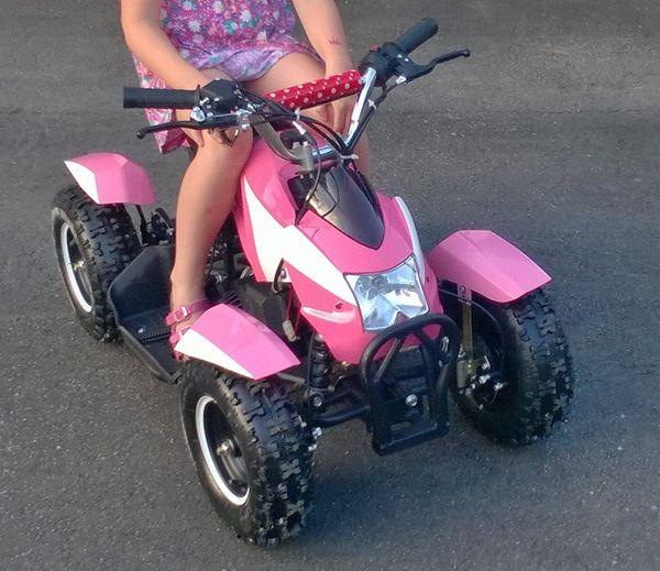 kinderquad cobra ATV 49ccm