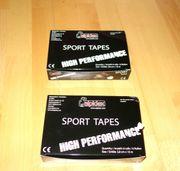 12 x Sporttape Alpidex weiß