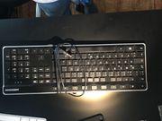Computer Tastatur mit Zahlenblock