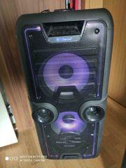 Akku Mobile Partylautsprecher Megabox 2000