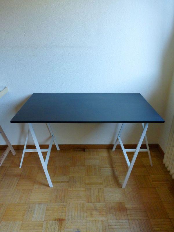 Tisch mit Böcken in Ludwigsburg - Büromöbel kaufen und verkaufen ...