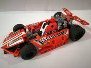 LEGO TECHNIC 42011 Rennwagen Top
