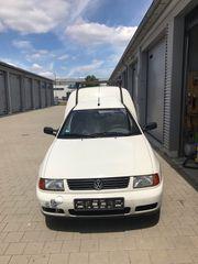 VW Caddy 9 KV reserviert