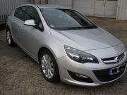 Opel Astra J Navi PDC