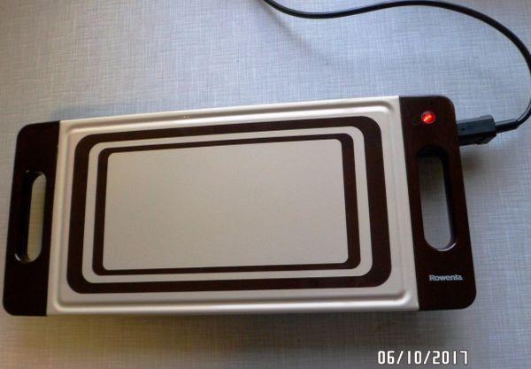 warmhalteplatte von ankauf und verkauf anzeigen billiger preis. Black Bedroom Furniture Sets. Home Design Ideas