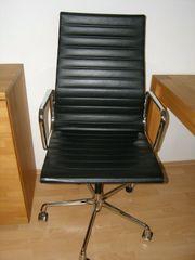 Vitra Eames Bürostuhl Drehstuhl Aluminium