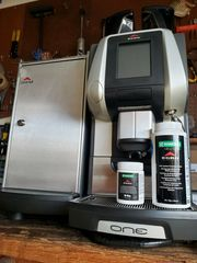Egro One Touch Pure 2P-Kaffee-Espressomaschine