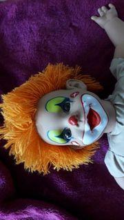 Clownpuppe