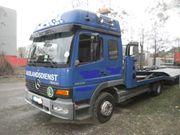 Autotransporter MB ATEGO 1228 5xPkw