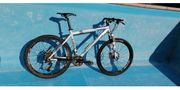 XTR-Mountainbike RH 52 100mm Fox
