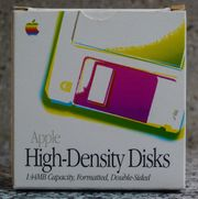 Apple Double-Sided Floppy Disks 1