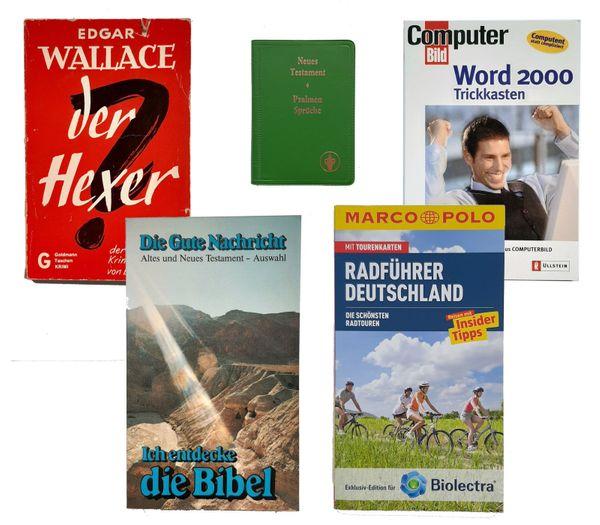 Zu verschenken Bücher und mehr