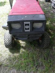 Aufsitzmäher Rasentraktor Rasenmäher Traktor Bulldog
