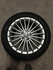 Audi A4 Sommerreifen 225 50R17
