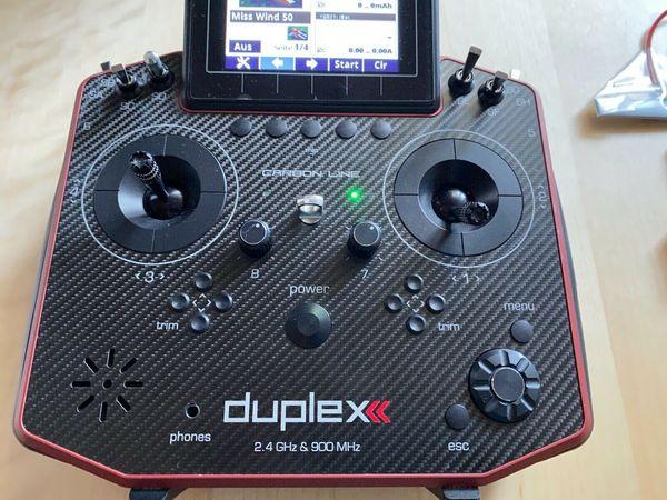 Jeti Duplex DS-24 Fernsteuerung Handsender