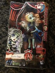 Monster High Frankie