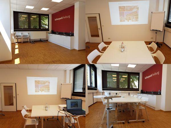 Konferenzraum meetme - Flexibel mieten für