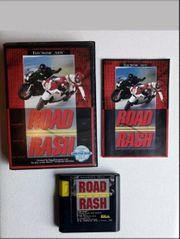 Road Rash - Sega Mega Drive