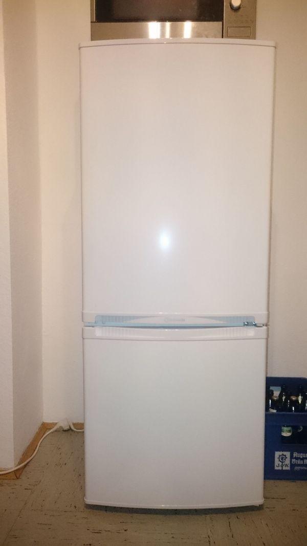 Weißen Kühlschrank inkl. großem Gefrierfach an Selbstabholer ...