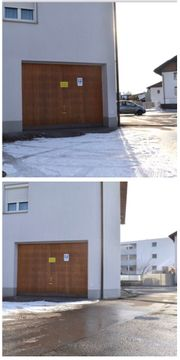 Vermiete Verkaufe Einzelgarage in Lustenau