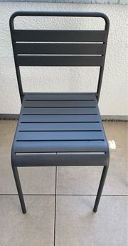 Balkonstühle neuwertig aus Eisen 4-teilig
