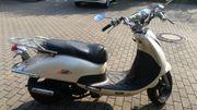SYM Roller 125 ccm Top