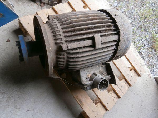 15 PS E - Motor