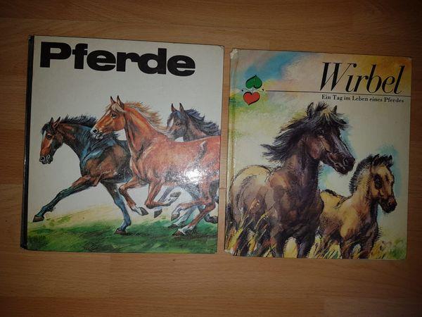 Schöne Pferde Bücher abzugeben