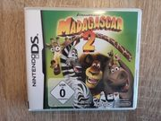 Nintendo DS Madagascar 2 Madagaskar