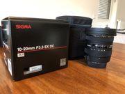 Sigma 10-20 3 5 Nikon