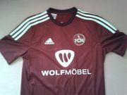 1 FC Nürnberg Trikot Größe