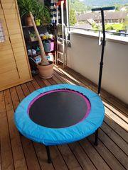 Trampolin - Sport Gymnastik-Trampolin - 110 cm Durchmesser