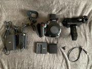 4k Filmkamera mit SSD Smallrig