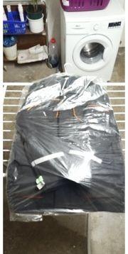 Arbeitsjacke schwarz Winterjacke Größe M