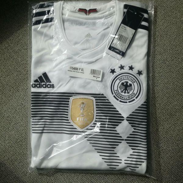 Neu OVP Weltmeister DFB Trikot