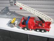 Playmobil ---Leiterfeuerwehr--