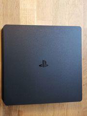 Playstation 4 1 TB - sehr
