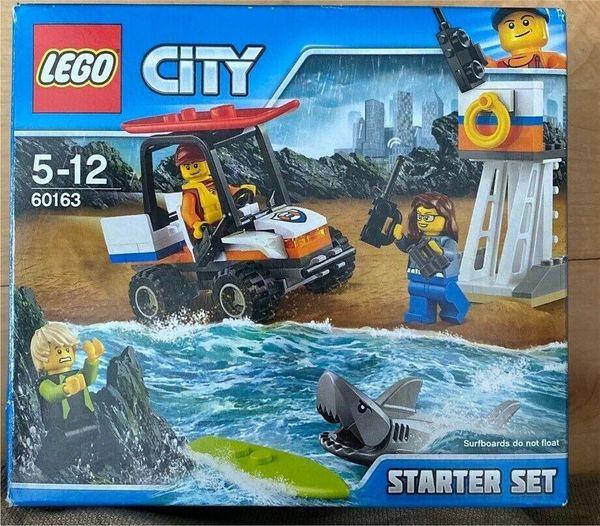 Lego City 60163