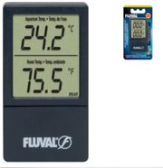 Fluval 2in1 Digitalthermometer digitales Thermometer