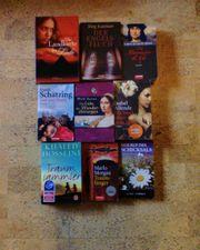 Bücher Historische Romane 6 Stück