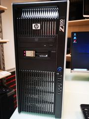 HighEnd Workstsation HP Z800 2x