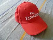 Emirates Airlines Basecap grössenverstellbar neuwertig