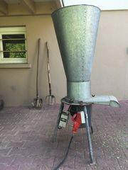 Gartenschredder Häcksler 1 5 kW