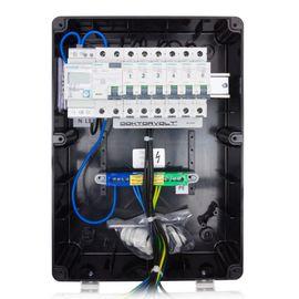 Stromverteiler 6x230V pTD-S FI mit: Kleinanzeigen aus Kitzingen - Rubrik Elektro, Heizungen, Wasserinstallationen