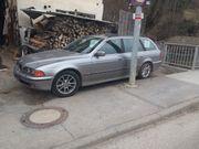 BMW 528 Touring in Einzelteilen