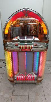 Musikbox Wurlitzer 1100